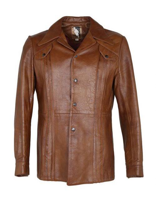 Vintage 1970s Safari Style Jacket