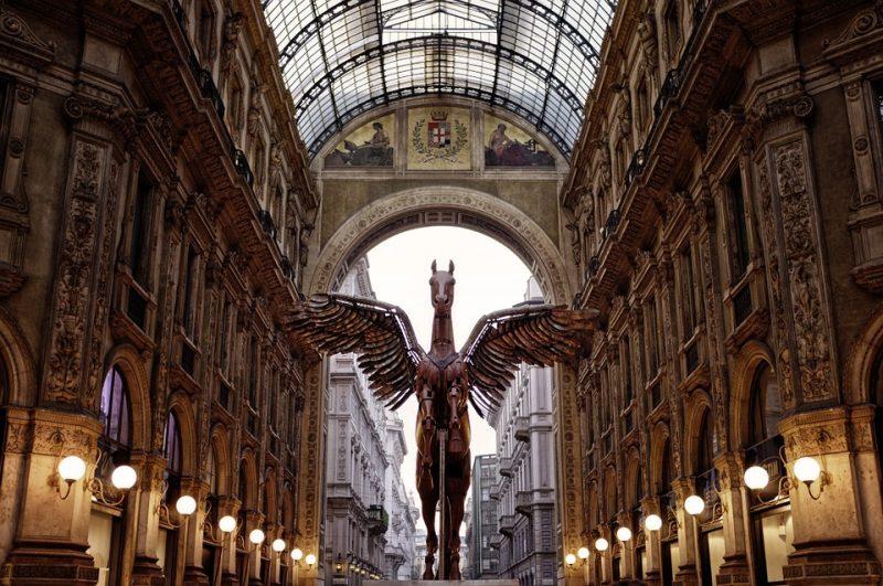 Milan vintage shopping