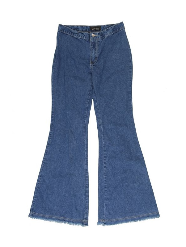 1990s Flared Womens Jeans