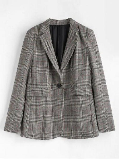Vintage Grey Blazer