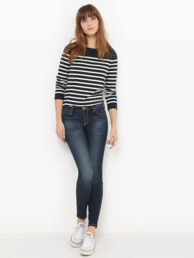 Vintage Skinny Jeans By Lee