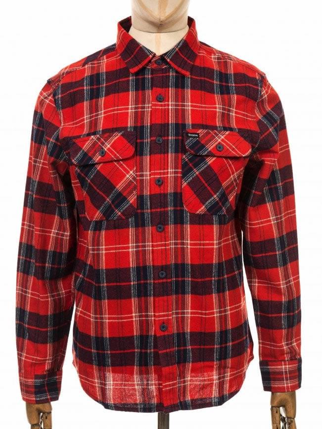 Vintage Style Lumberjack Shirt