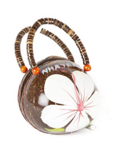 Coconut handbag